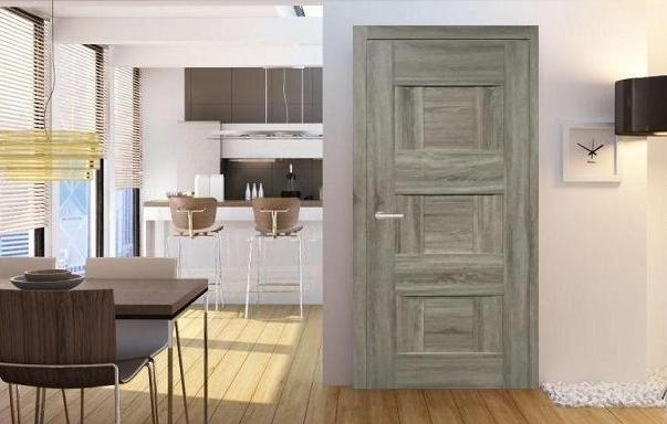 Most popular interior door style